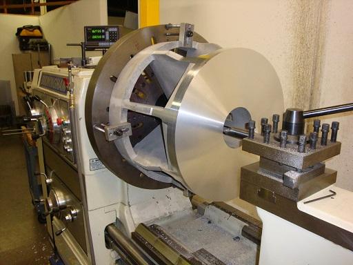 Armature Machining